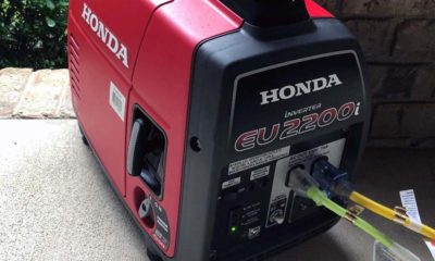 Honda home generator